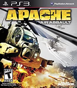 Apache - PlayStation 3 Standard Edition