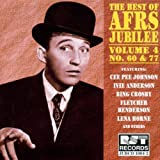 echange, troc Diverse - The Best of Afrs Jubilee Vol. 4 (No. 60 & 77)