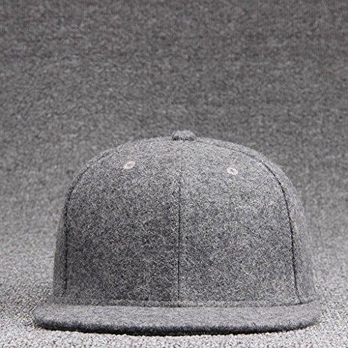 lautunno-e-linverno-delle-lane-di-hip-hop-cappello-esterno-caldo-cappello-casuale-light-gray