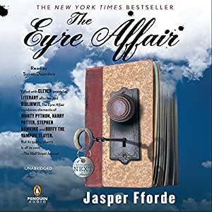 The Eyre Affair Audiobook