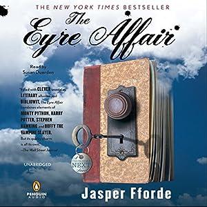 The Eyre Affair Audiobook