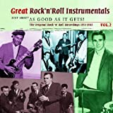 Great Rock 'N' Roll Instrumentals Volume 2 1951-1965by Various Artists
