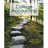 Loose-leaf College Accounting Chapters 1-29 with Connect Plus 2nd (second) Edition by Wild, John, Richardson,...