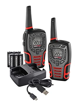 Best Waterproof Walkie Talkies -Cobra Electronics CXT545