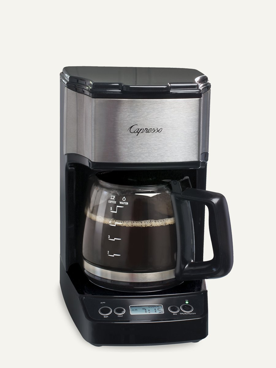 Capresso Coffee Maker 426.05: The 5 Cup Appliance for the Entire Family