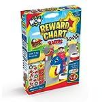 WOW Toys Reward Chart - Racers