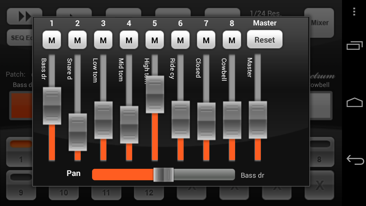 drum machine app for android phone