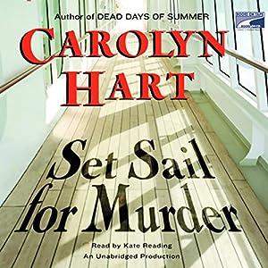 Set Sail for Murder Audiobook