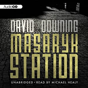 Masaryk Station Audiobook