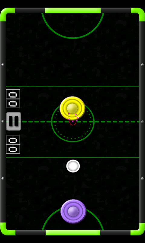 Best air hockey game for android