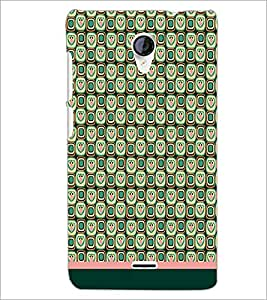 PrintDhaba Owl Pattern D-1646 Back Case Cover for MICROMAX A106 UNITE 2 (Multi-Coloured)