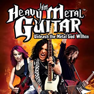 Jam Heavy Metal Guitar Radio/TV Program
