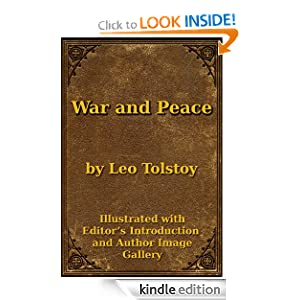 War and Peace [Kindle Edition]