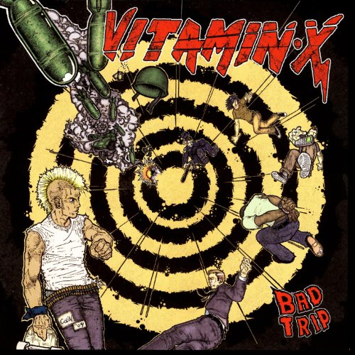 Vitamin X - Bad Trip (2004) [FLAC] Download