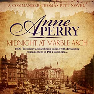 Midnight at Marble Arch | [Anne Perry]