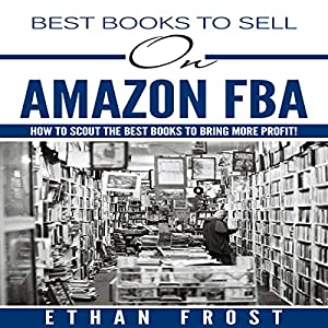 Best Books to Sell on Amazon FBA Audiobook