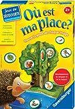 Ravensburger - 24471 - Jeu Éducatif et Scientifique - Où est ma Place ?