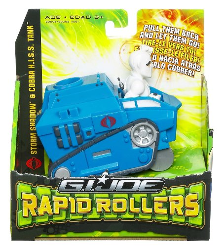 GI Joe Movie Rapid Rollers SS Hiss Tank