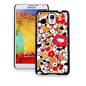 Flower Pattern Hard Plastic Back Case Cover for Samsung Galaxy Note 3