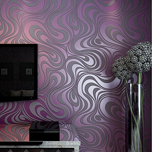 10m modern luxury abstract curve 3d wallpaper roll mural for Luxury 3d wallpaper
