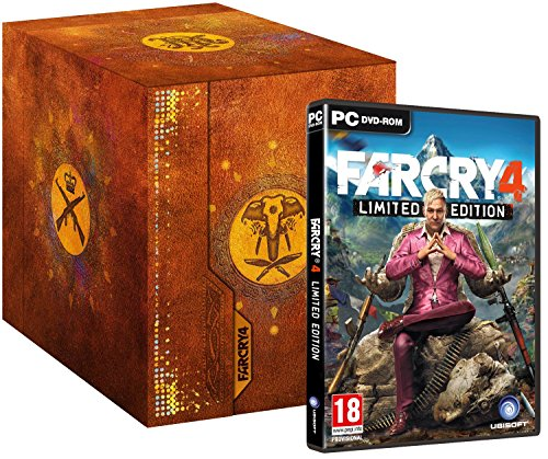 Far Cry 4 - Kyrat Edition  (PC)