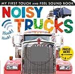 My First Touch & Feel:Noisy Trucks