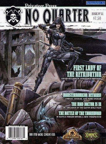 No Quarter Magazine Vol 51