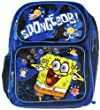 "Spongebob 14.5"" Child Backpack- Spongebob Backpack"