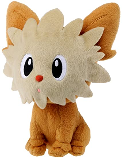 Takara Tomy - Peluche Pokemon - Ponchiot / Lillipup