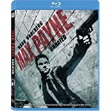 Max Payne (Unrated Edition) [Blu-ray] ~ Mark Wahlberg