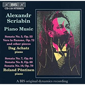 "Amazon.com: Piano Sonata No. 7, Op. 64, ""White Mass"": Sonata No. 7 ..."