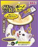 チャオ (CIAO) CIAOボーノスープ シーフードクリームスープ  17g×12本入り