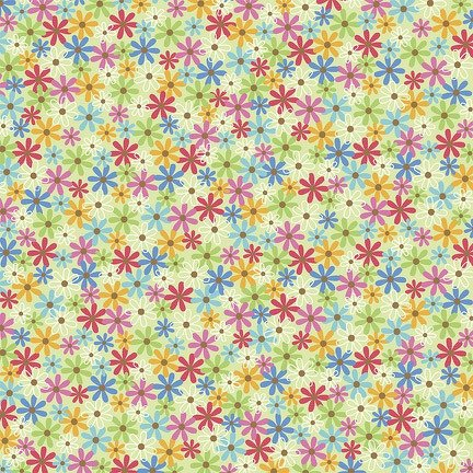 Flower Power Feeling Groovy Collection Paper