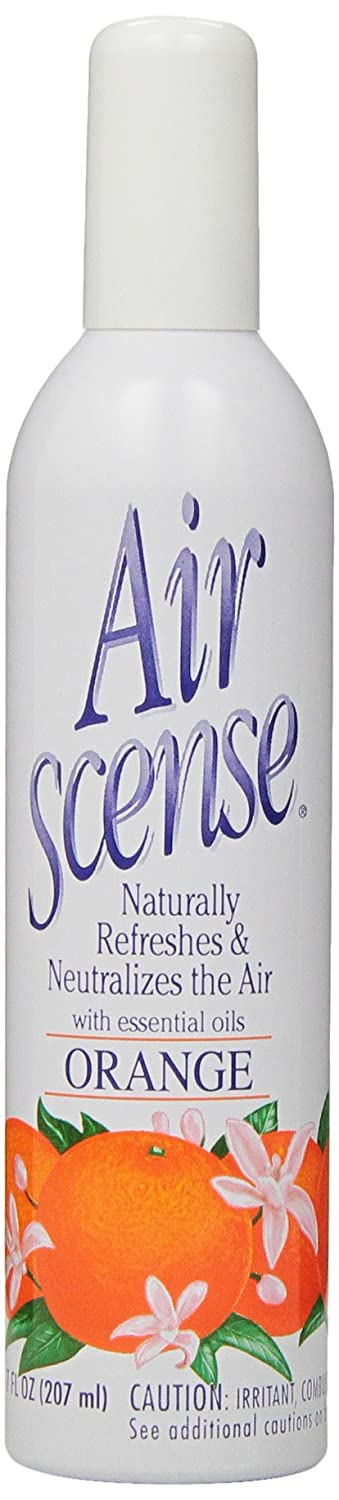 Air Scense Natural Air Freshener, Orange, 7 Ounce