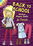 Back to School Sticker Paper Dolls (Dover Little Activity Books)