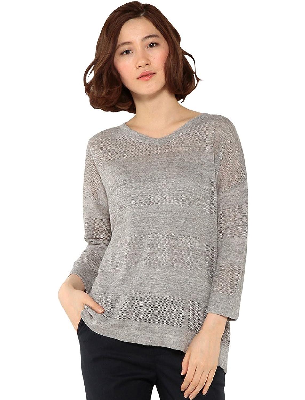 Amazon.co.jp: (デコイ)DECOY フレンチリネンメッシュボーダープルオーバー: 服&ファッション小物通販