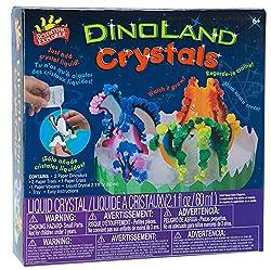 ALEX Toys - Experimental Play Kid Concoctions Magic Crystal Dinoland -Science Kit 967