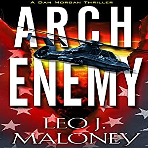 Arch Enemy Audiobook