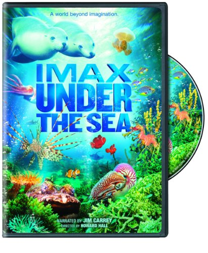 Cover art for  IMAX: Under the Sea