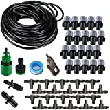 "Koram Easy Set 1/4"" Blank Distribution Tubing Irrigation Gardener's Greenhouse Plant Watering Drip Kit Accessories..."