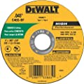DEWALT DW8071 Concrete/Masonry Wheel, 4-Inch X .045-Inch X 5/8