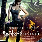 Spider's Revenge: Elemental Assassin, Book 5 (       UNABRIDGED) by Jennifer Estep Narrated by Lauren Fortgang