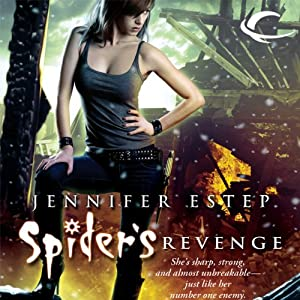Spider's Revenge: Elemental Assassin, Book 5 | [Jennifer Estep]