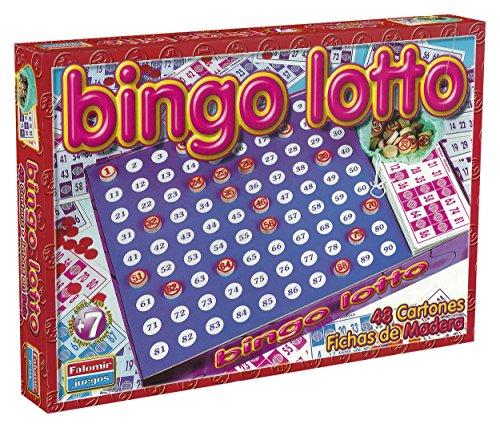 Falomir - Bingo Lotto (11519)