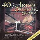 40 Great Irish Drinking Songs