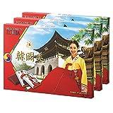 韓国お土産 韓国美チョコレート 3箱セット