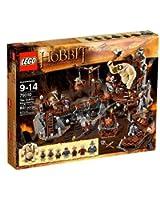 Lego The Hobbit - 79010 - Jeu de Construction - La Bataille Contre le Roi des Gobelins