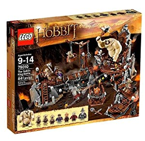 LEGO The Hobbit 79010: The Goblin King Battle