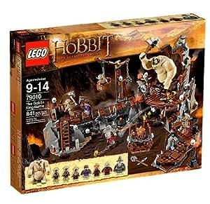 LEGO The Hobbit 79010: The Goblin King Battle