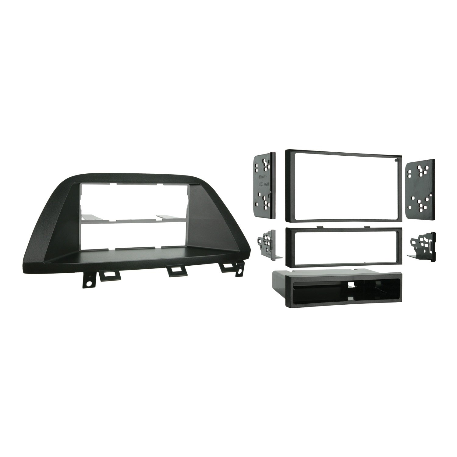 Metra Single or Double DIN Installation Kit for 2005-2007 Honda Odyssey Vehicles
